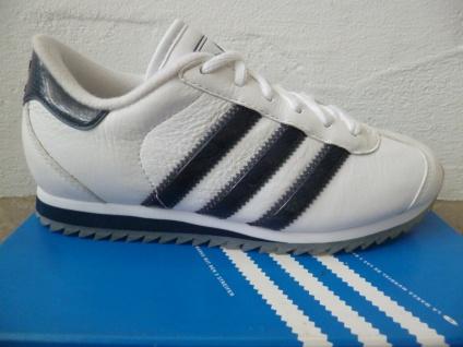 Adidas Schnürschuh Freizeitschuh Fußballschuh Sneakers weiß NEU