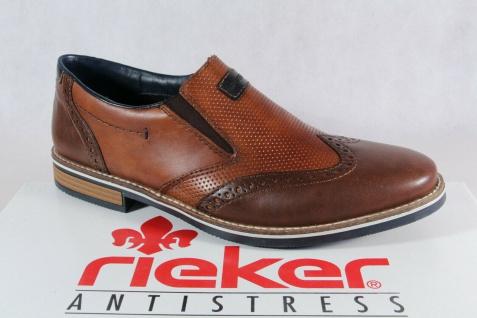 Rieker Slipper Halbschuhe Schnürschuhe Sneaker braun 13560 NEU!!