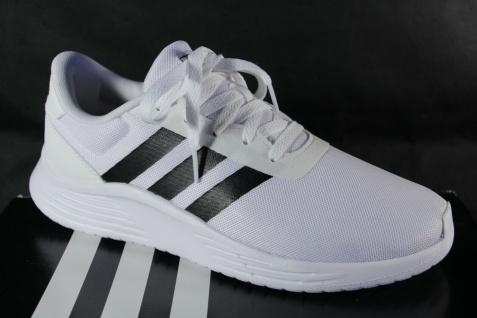 Adidas Lite Race 2.0 Herren Sneakers Sportschuhe Halbschuhe weiß NEU!