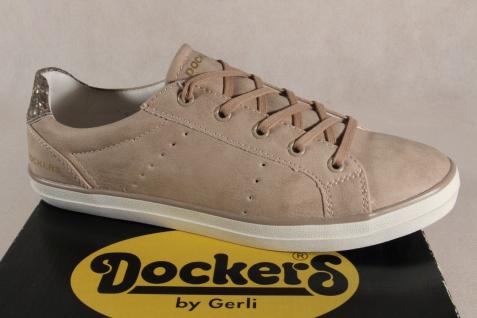 Dockers Schnürschuh Sneaker Sneaker Schnürschuh Halbschuh rose NEU!! aae24a