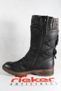 Rieker Stiefel schwarz Stiefelette Stiefel Stiefeletten Winterstiefel schwarz Stiefel Tex 94773 b409d0