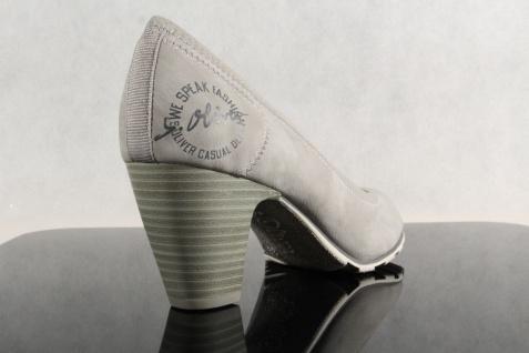 S.Oliver Pumps, Ballerina Slipper 22404 grau, 22404 Slipper NEU! 0ac083