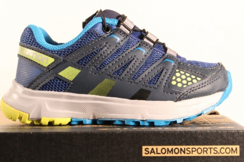 Salomon Sportschuhe blau Laufschuhe XR Mission K blau Sportschuhe Neu! 1a91ee