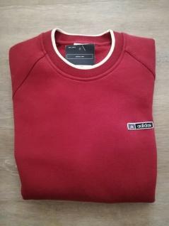 Adidas Herren Sweatshirt Sweater Pullover rot NEU