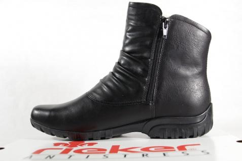 Rieker Z4663 Tex Damen Stiefel Stiefel Stiefel Stiefelette schwarz wasserdicht NEU 57c29b