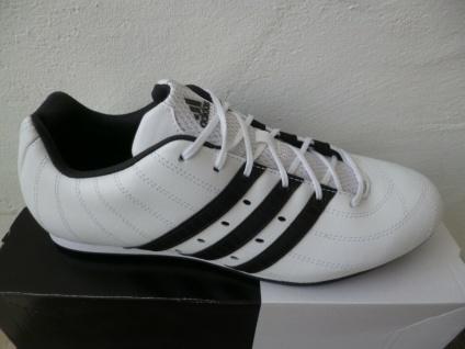 Adidas Herren Schnürschuhe Sneakers Sportschuhe NALOA weiß NEU