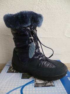 Lico Mädchen Stiefel blau Winterstiefel Stiefel blau Stiefel wasserdicht NEU!! 63aad5