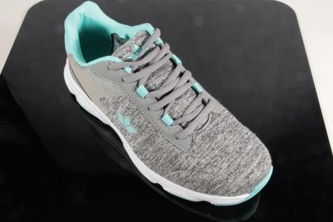 Lico Schnürschuh Sneakers Sportschuhe grün Halbschuh Turnschuhe grau/ grün Sportschuhe NEU! 95360c