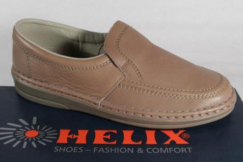 Helix Slipper, Halbschuh Air beige Leder Air Halbschuh Walker NEU! d56d12