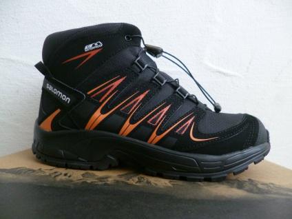Salomon XA PRO 3D MID Stiefel Boots Freizeitschuhe wasserdicht schwarz Neu