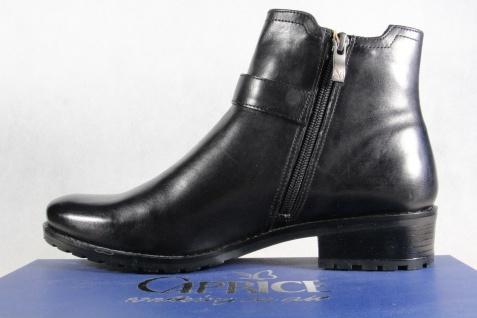 Caprice Stiefel schwarz Stiefeletten Stiefel Winterstiefel schwarz Stiefel Leder 25418 NEU dad693