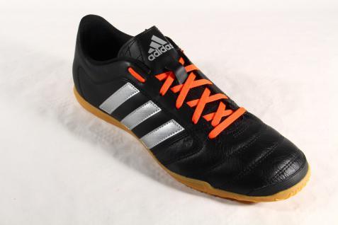 Adidas Herren Sportschuhe Fußballschuhe Turnschuhe Sneakers schwarz NEU - Vorschau 4