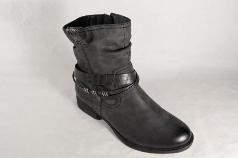 Soft Line Stiefel, by Jana 25461 Stiefelette, Stiefel, Line Stiefel grau NEU 6fdd2b