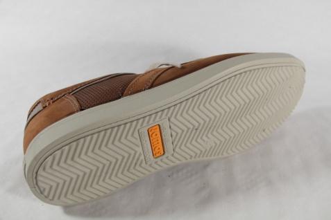 Jomos braun Schnürschuhe Halbschuhe Sneakers Leder braun Jomos 316309 NEU 39ff25