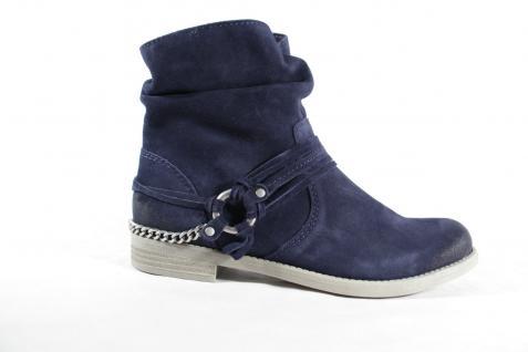 Marco blau, Tozzi Stiefel Stiefelette Leder, blau, Marco 25317 RV NEU!! d7e3ed