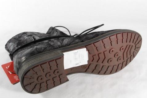 S.Oliver Stiefel Stiefelette Stiefeletten schwarz Stiefel Leder schwarz Stiefeletten NEU d7666d