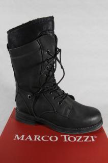 Marco Tozzi Mädchen Stiefel, Stiefeletten Boots, grau, gefüttert, RV 46215 NEU!!