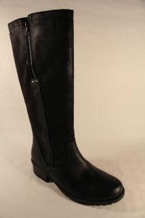 Jana Stiefel, schwarz, Weite H, warm gefüttert 26602 Schuhe NEU Beliebte Schuhe 26602 453160