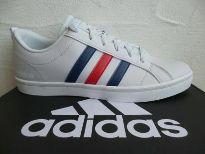 Adidas Sneakers Sneaker Sportschuhe Freizeitschuhe Skaterschuhe weiß NEU!