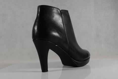 Marco Tozzi Stiefel, Stiefeletten, 25392 schwarz, Reißverschluß, gefüttert 25392 Stiefeletten, NEU! 250526