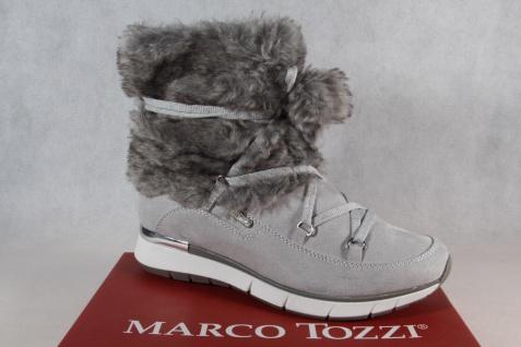 Marco Tozzi Stiefel Stiefelette Stiefel Winterstiefel Winterstiefel Winterstiefel grau 26860 NEU!! d41e73