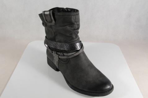 Soft Line by Jana grau Stiefel Stiefelette Boots Winterstiefel grau Jana NEU 55aee9