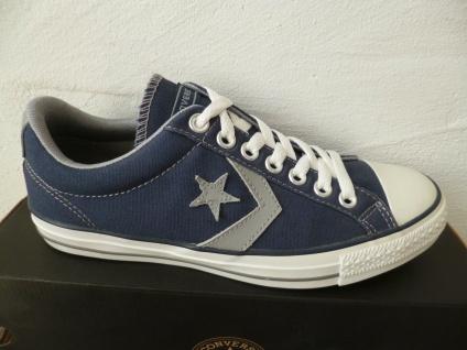 Converse All Star Schnürschuh Sneaker blau Neu!!!