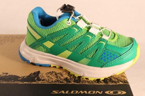 Salomon Sportschuhe Laufschuhe XR Mission grün Neu!