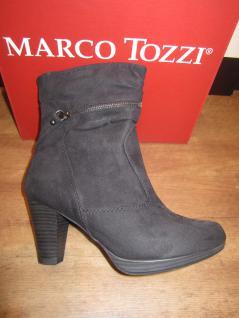 Marco Tozzi Stiefel, schwarz, leicht gefüttert. RV NEU!!