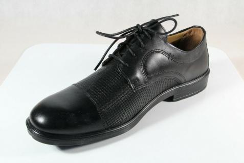 Jomos Halbschuh Sneaker, schwarz, atmungsaktives Wechselfußbett 208218 NEU! - Vorschau 5