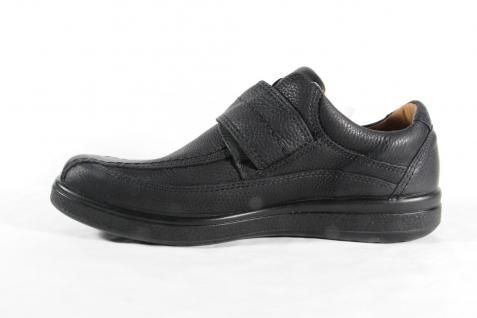 Jomos Sneakers Herren Slipper Halbschuhe Sneakers Jomos Sportschuhe schwarz Leder NEU 3bbf43