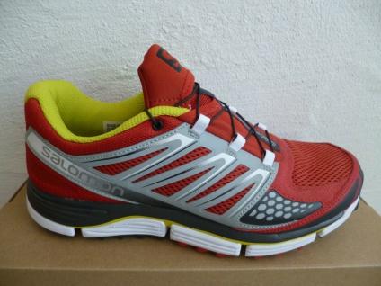 Salomon Sportschuhe Halbschuhe Sneakers X WIND PRO rot Neu!!!