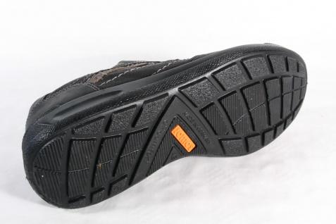 Jomos atmungsaktives Schnürschuh Halbschuh Sneaker, schwarz, atmungsaktives Jomos Wechselfußbett NEU 7d5e09