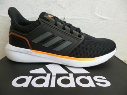 Adidas Herren Schnürschuhe Sneakers Sportschuhe Laufschuhe schwarz NEU