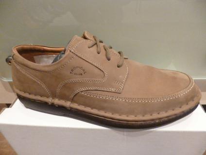 MC SHOE Herren Schnürschuh Halbschuh Schuhe Sneaker braun/beige NEU Beliebte Schuhe Halbschuh 01aeae