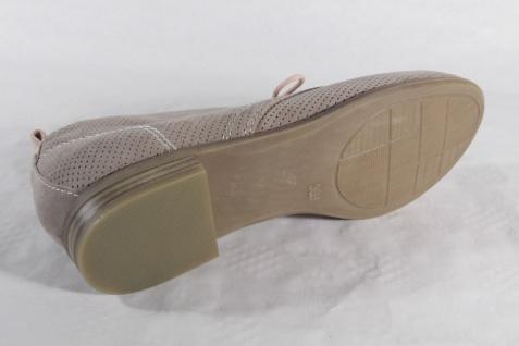 Jana Schnürschuhe Sneakers Halbschuhe Halbschuhe Sneakers beige NEU! 90425a