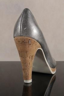 Marco Tozzi Pumps Ballerina Slipper silber 22401 NEU! - Vorschau 5