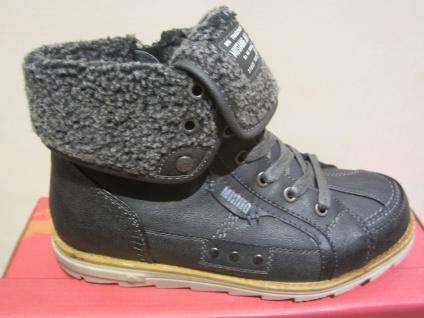 Mustang Stiefel Stiefeletten Boots Winterstiefel schwarz 5017 NEU