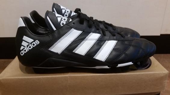 Adidas Fußballschuh schwarz/weiß Nockenstollen NEU Kinderschuhe Sportschuhe