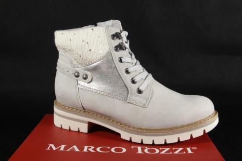 Marco Tozzi Stiefel Damen Stiefel Stiefeletten Schnürstiefel, Stiefel Tozzi Ice 26242 NEU!! 153b13