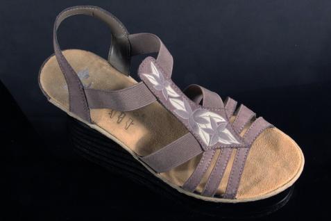 Rieker Damen Sandale Sandalette Sandaletten grau 62411 NEU!! Schuhe Beliebte Schuhe NEU!! c7bfee