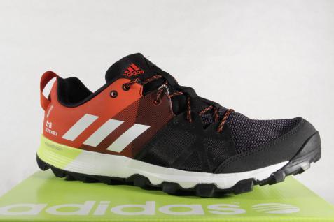 Adidas Herren Kanadia Sportschuhe Laufschuhe Turnschuhe TR8 Kanadia Herren schwarz/rot NEU 191f47