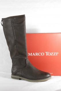 Marco Tozzi Damen Stiefel Stiefelette Stiefeletten braun Neu!!!