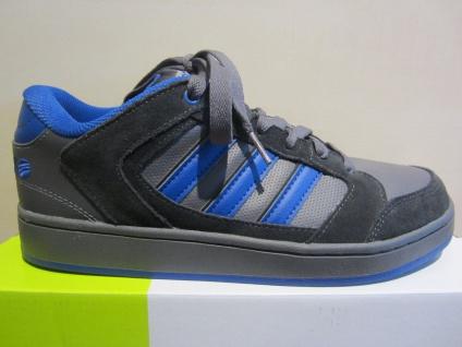 Adidas Schnürschuhe Sneakers Sneaker Schnürschuh grau/blau NEU