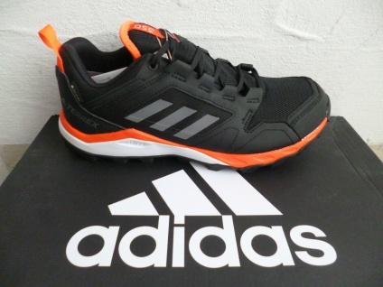 Adidas Terrex Sportschuhe Sneakers Schnürschuhe wasserdicht GTX schwarz NEU!