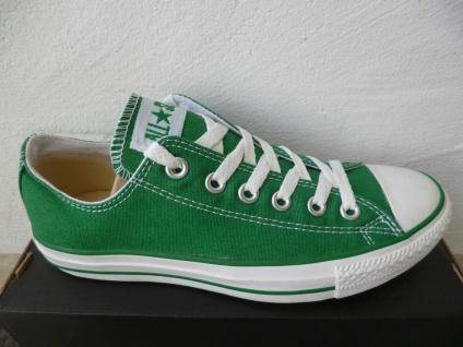 Converse All Star Schnürschuhe Sneaker Sneakers grün Neu!!!