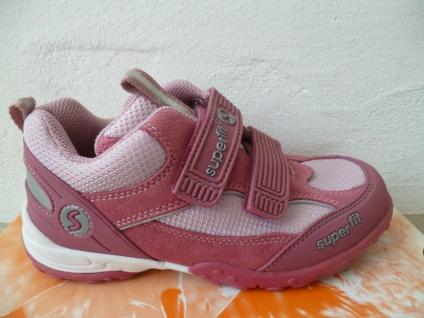 Superfit Mädchen Sneakers Slipper Sportschuhe Freizeitschuhe pink Neu !!!