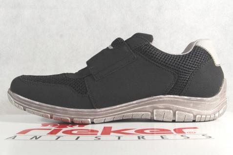 Rieker Herren Slipper Halbschuhe NEU Sneakers Sportschuhe schwarz B6550 NEU Halbschuhe ed5f7a