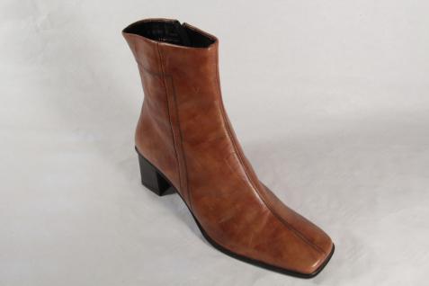 Damenschuhe schmale Damen Stiefel braun Echtleder schmale Damenschuhe Form Neu!!! SP. 49, 00 € 1d270e