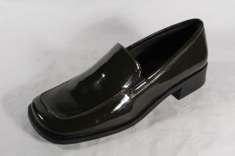 Arco Damen Sneakers Slipper Ballerina Halbschuhe Sneakers Damen oliv grün NEU! 802854